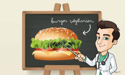 burgers végétariens meilleurs ou pas