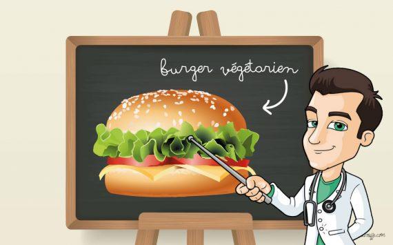 Pourquoi privilégier les burgers végétariens ?