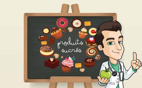 Les produits sucrés dans une alimentation saine : c'est possible ?