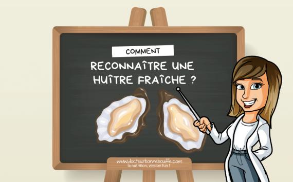 5 astuces pour reconnaître une huître fraîche