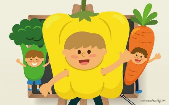 12 conseils pour apprendre aux enfants à manger des légumes