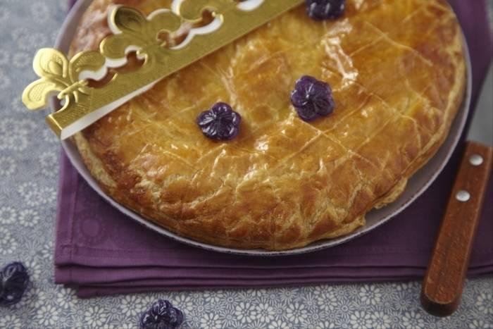 galette violette