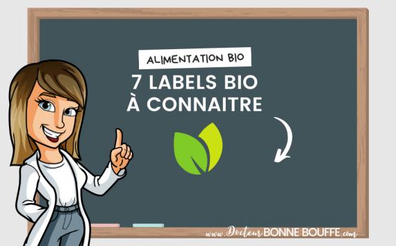 Alimentation bio : 7 labels bios à connaître impérativement