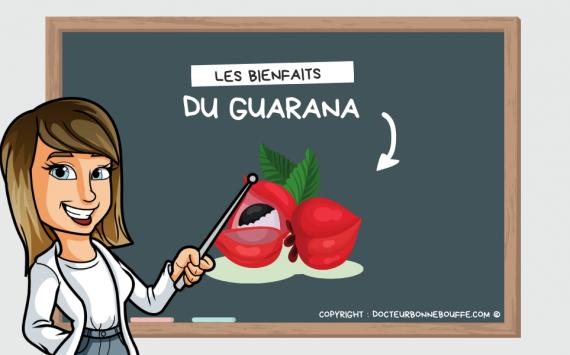 Les bienfaits du guarana : les 6 vertus médicinales du guarana