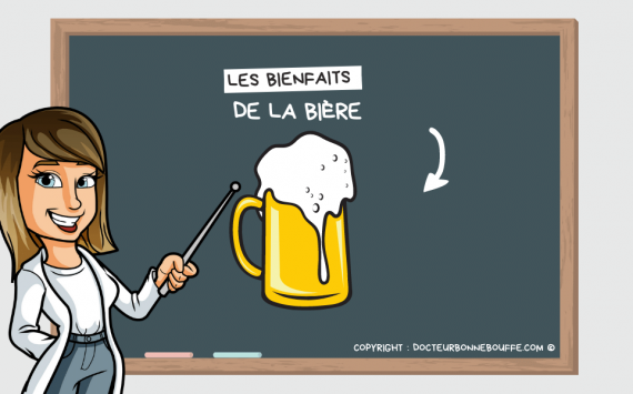 Bienfaits de la bière : 8 raisons d'en consommer !