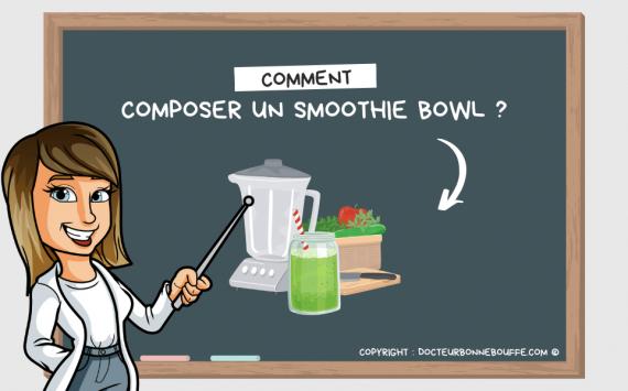 Comment composer un smoothie bowl ?