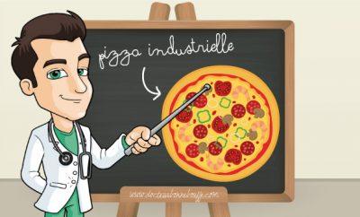 pizzas industrielles santé