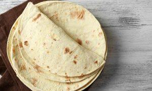 tortilla de blé mexique
