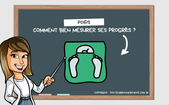 Poids : comment bien mesurer ses progrès ?