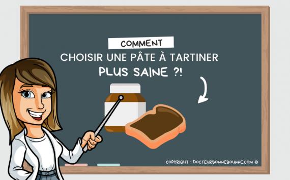 5 astuces pour choisir une pâte à tartiner plus saine