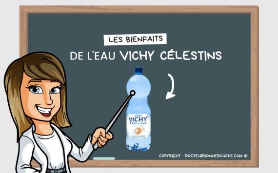 L'eau Vichy Célestins, une eau miraculeuse ?