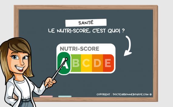 Nutri-Score : mieux comprendre le logo Nutri-score