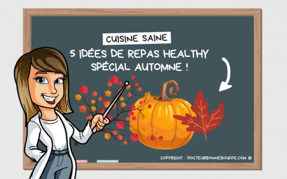 5 plats healthy à chérir cet automne