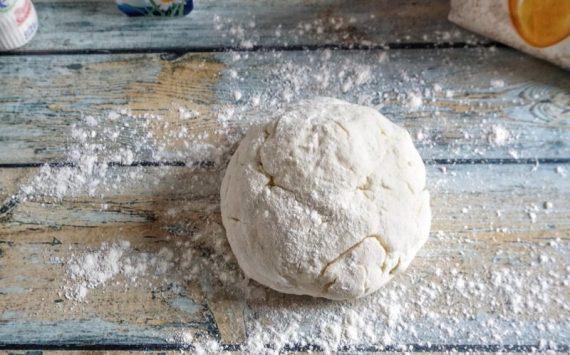 Pâte brisée sans beurre (recette facile⭐)
