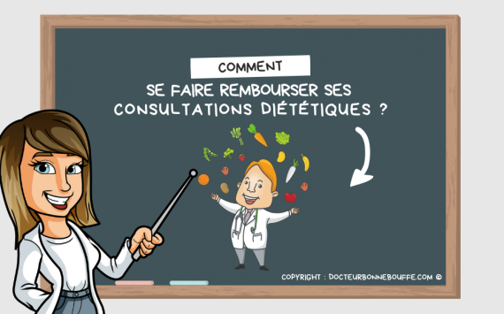 Comment se faire rembourser ses consultations diététiques ?