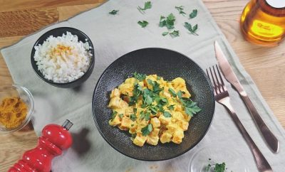 curry de patates douces recette