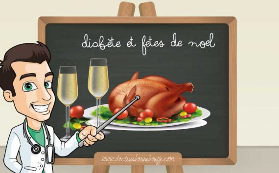 Diabète et repas de fêtes : comment gérer ?