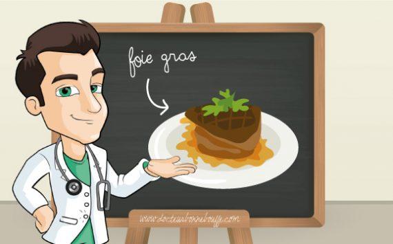 Foie gras : bon ou mauvais pour la santé ?