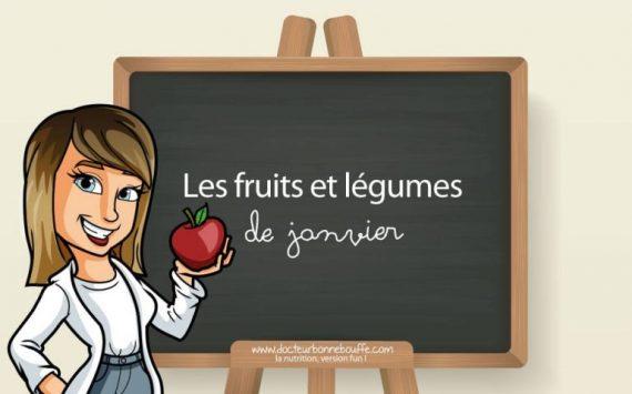 Les 28 fruits et légumes de saison à privilégier en janvier