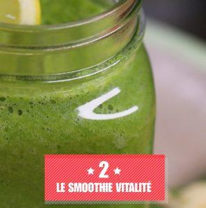 smoothie vitalité recette