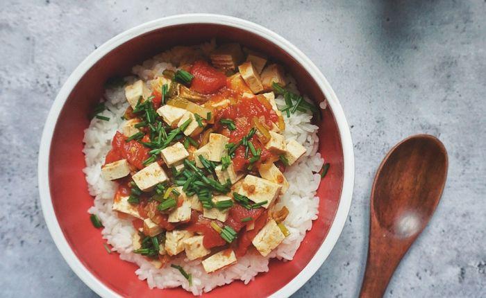 Mapo Tofu végétarien (Recette facile⭐)