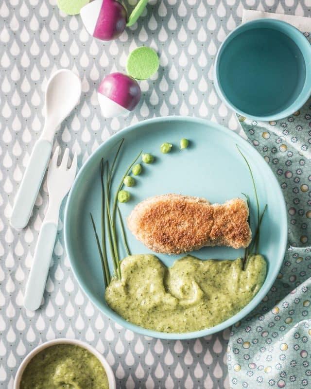 poisson pané maison recette