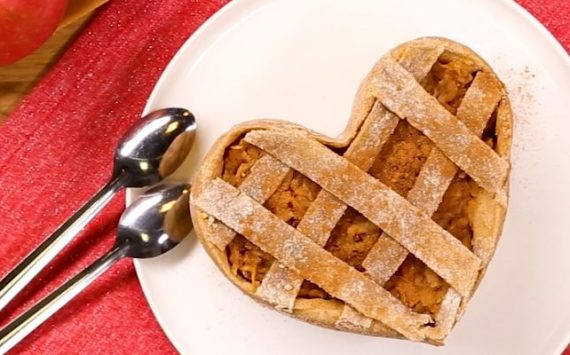 Tartelettes aux pommes aphrodisiaques, sans sucre ajouté (Recette facile⭐)