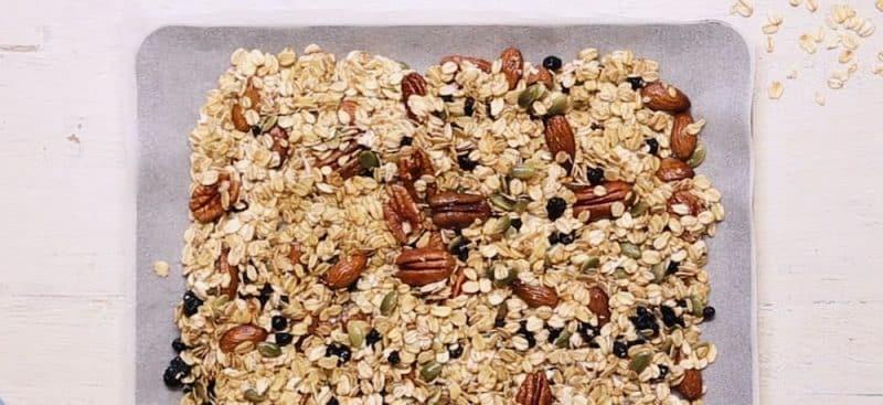 recette granola healthy