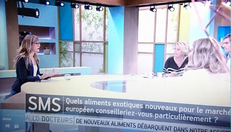 [DrBonneBouffe sur France 5] Retrouvez-moi dans l'émission Allô Docteur sur les super-aliments