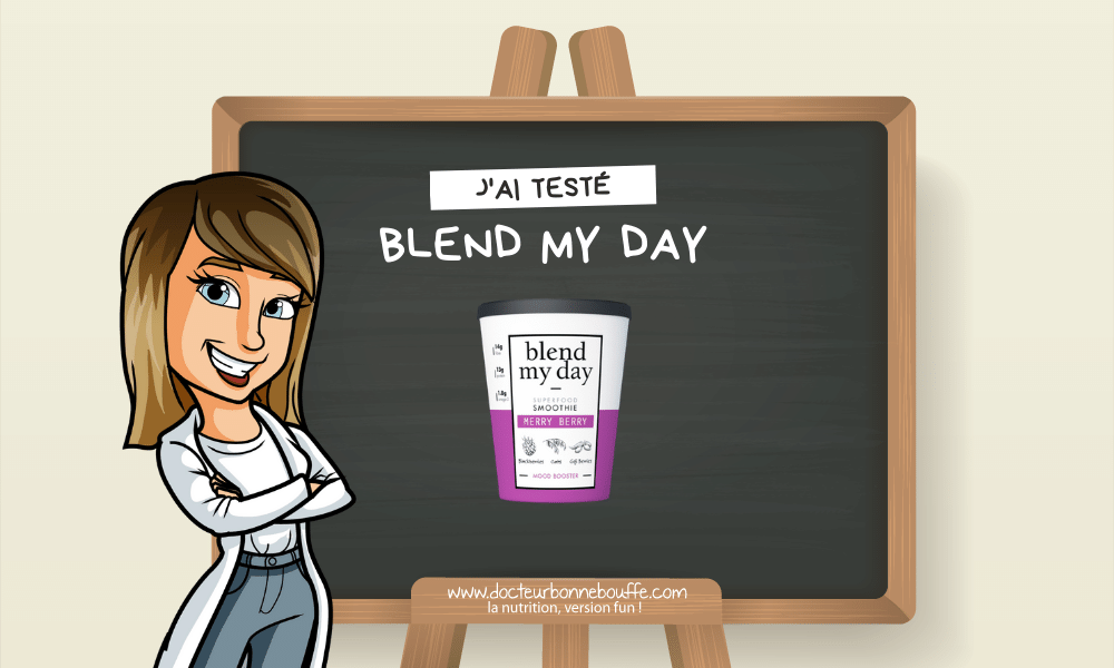 blend my day
