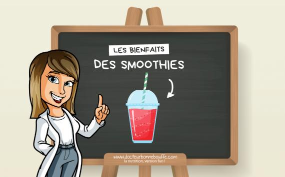 8 bonnes raisons de boire des smoothies