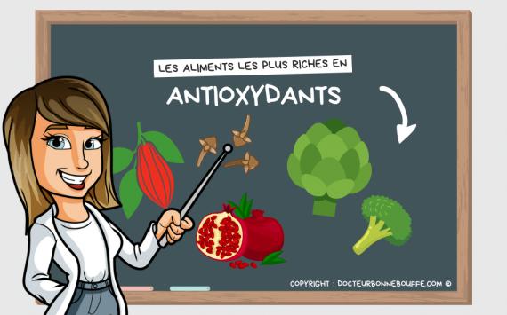 Les 10 aliments les plus riches en antioxydants