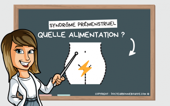 Syndrôme prémenstruel : quelle alimentation pour diminuer les douleurs ?