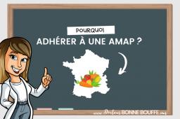 Alimentation : pourquoi adhérer à une AMAP ?