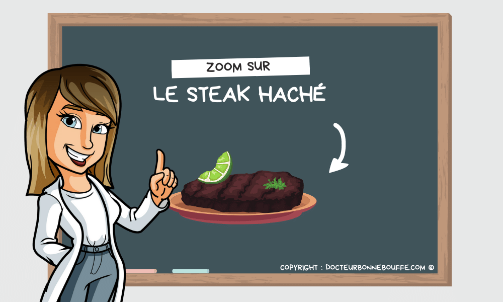 steak haché dangers santé