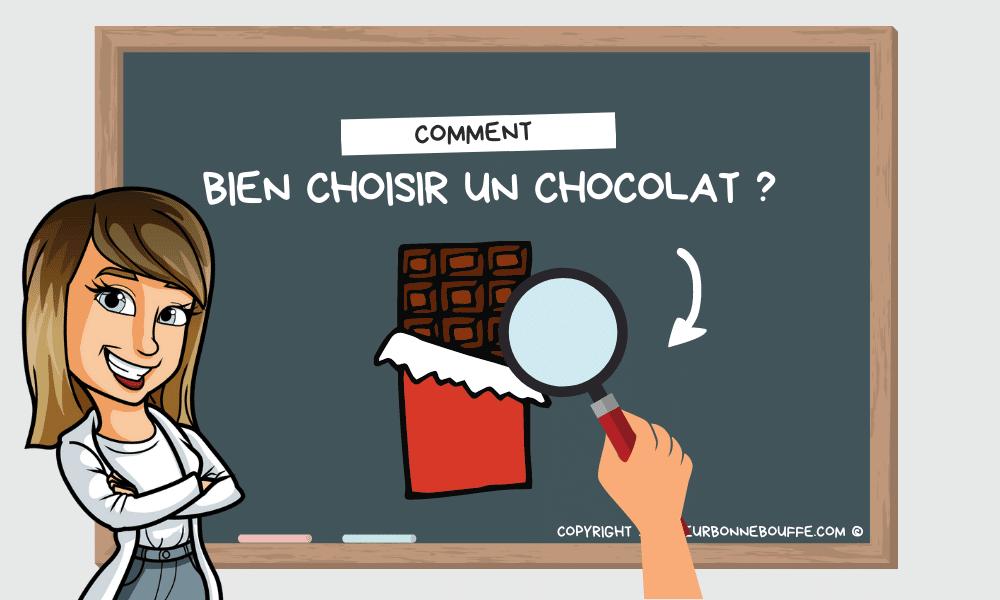 bien choisir chocolat