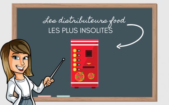 Food : Les 8 distributeurs automatiques les plus insolites !