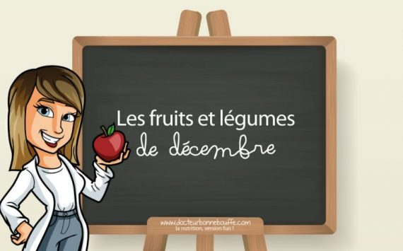 Les 30 fruits et légumes de saison à privilégier au mois de décembre