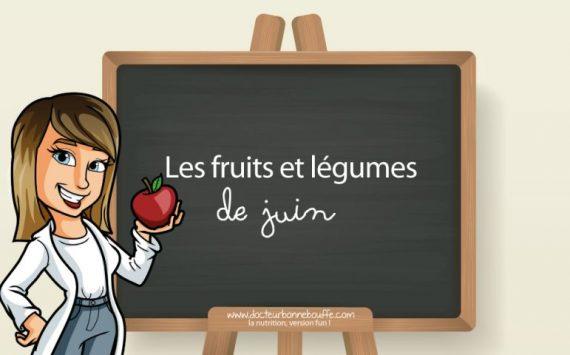 Les 32 fruits et légumes de saison à privilégier au mois de juin