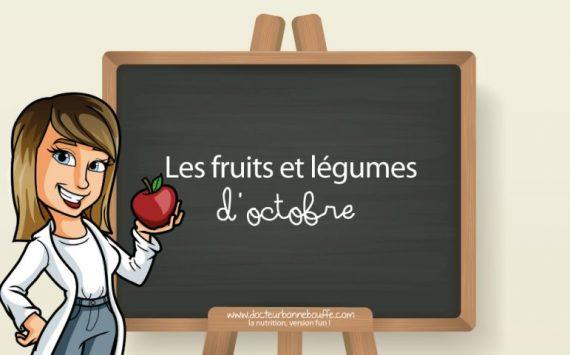 Les 35 fruits et légumes de saison à privilégier au mois d'octobre