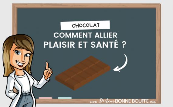 Chocolat : comment allier plaisir et santé ?