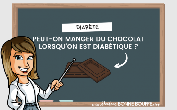 Peut-on manger du chocolat quand on est diabétique ?