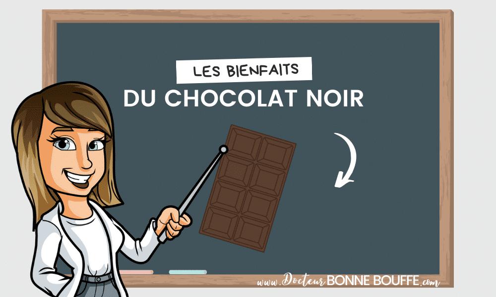 Pourquoi le chocolat noir est meilleur pour la santé ?