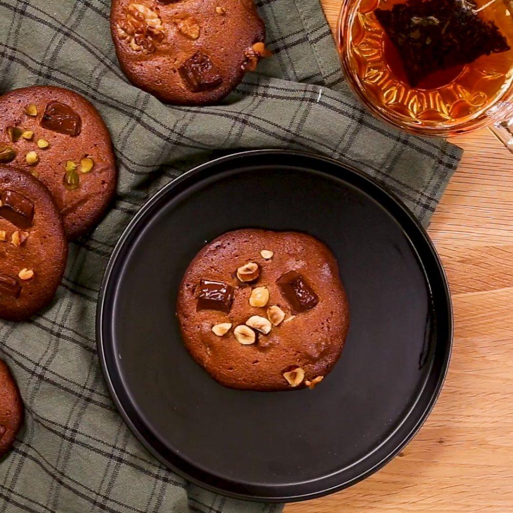 cookies de docteur bonne bouffe  recette