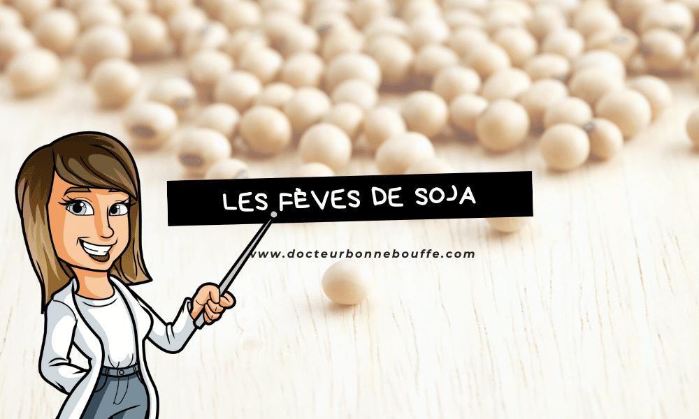 soja jaune fèves