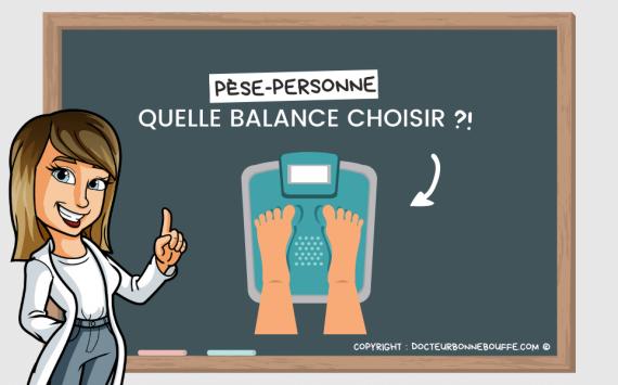 Pèse-personne : quelle balance choisir ?