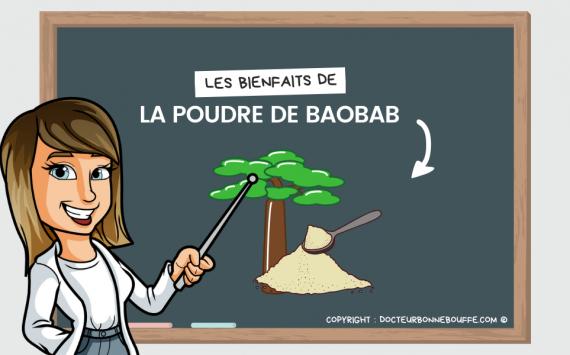 La poudre de Baobab et ses vertus insoupçonnables