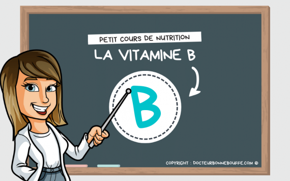 A quoi sert la vitamine B (ou plutôt les vitamines B)?