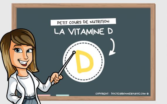 A quoi sert la vitamine D ?