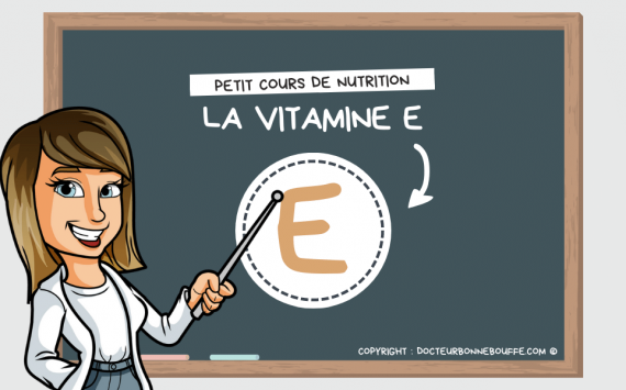A quoi sert la vitamine E (tocophérol) ?